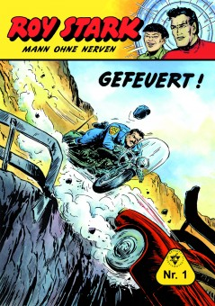 Roy Stark – Mann ohne Nerven – Nr. 01 – GEFEUERT!