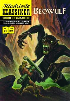 Illustrierte Klassiker Sonderband Nr. 21 Beowulf