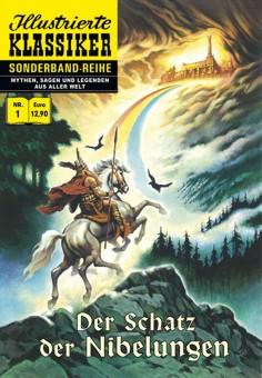Illustrierte Klassiker Sonderband Nr. 01 – Der Schatz der Nibelungen