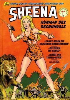 Sheena – Königin des Dschungels Nr. 4