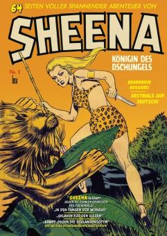 Sheena – Königin des Dschungels Nr. 1