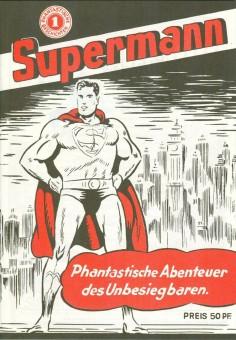 Supermann Nr. 1-3 ND von 1986