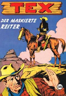 TEX Nr. 35 – Der maskierte Reiter