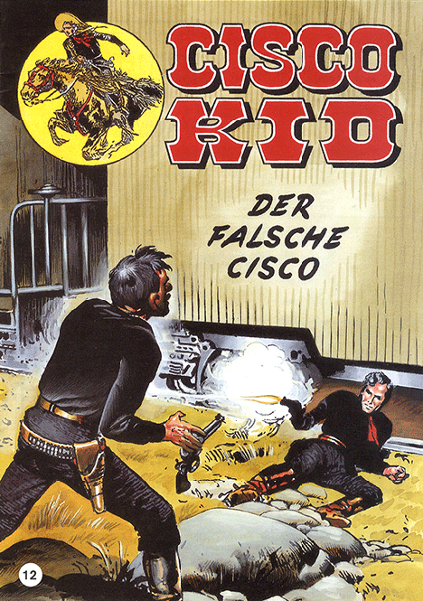CCH Comics – Cisco Kid Nr. 12 – Der falsche Cisco