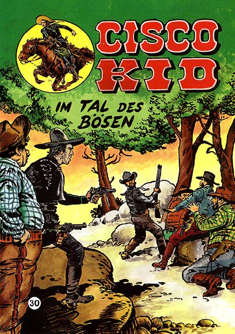 CCH Comics – Cisco Kid Nr. 30 – Im Tal des Bösen