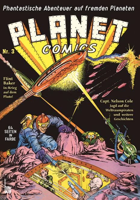 bsv Classics – Planet Comics Nr. 3
