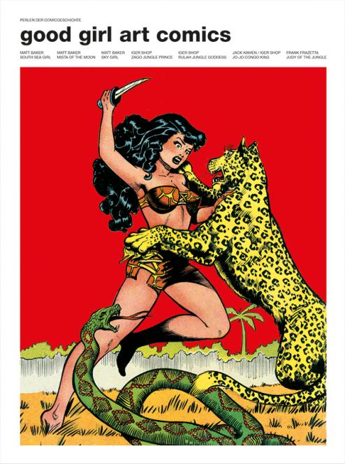 bsv Classics – Perlen der Comicgeschichte Band 2 – good girl art comics Band 02