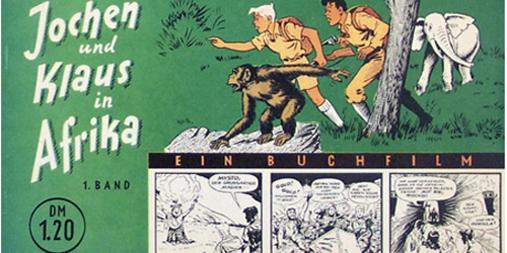 CCH Comics – Jochen und Klaus in Afrika Nr. 01 – Ein Buchfilm