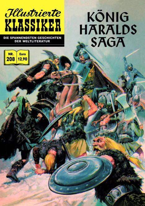 ILLUSTRIERTE KLASSIKER Nr. 208 – König Haralds Saga