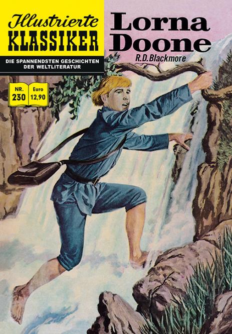 ILLUSTRIERTE KLASSIKER Nr. 230 – Lorna Doone nach R. D. Blackmore