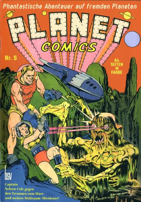 bsv Classics – Planet Comics Nr. 5