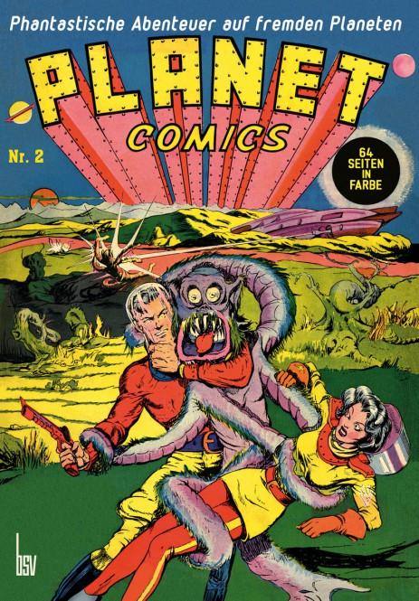 bsv Classics – Planet Comics Nr. 2