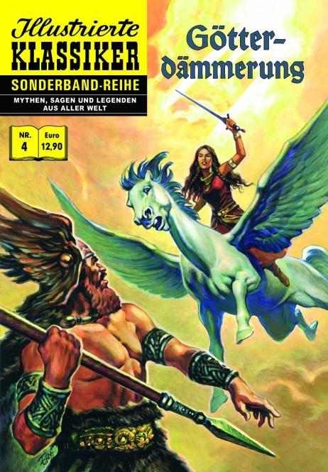 Sonderband-Reihe MYTHEN, SAGEN UND LEGENDEN Nr. 4 – Götterdämmerung