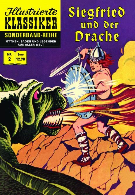 Sonderband-Reihe MYTHEN, SAGEN UND LEGENDEN Nr. 2 – Siegfried und der Drache