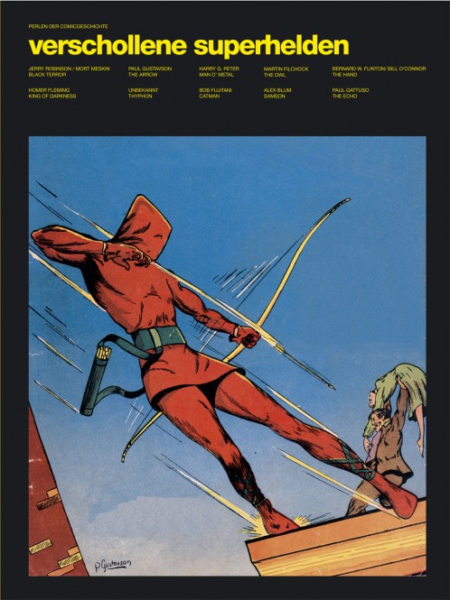 bsv Classics – Perlen der Comicgeschichte Band 4 – Verschollene Superhelden