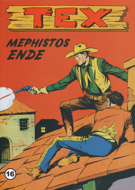 TEX Nr. 16 – Mephistos Ende