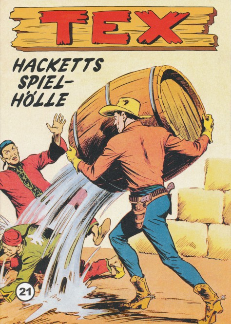 TEX Nr. 21 – Hacketts Spielhölle