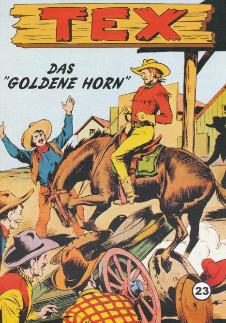"""TEX Nr. 23 – Das """"Goldene Horn"""""""