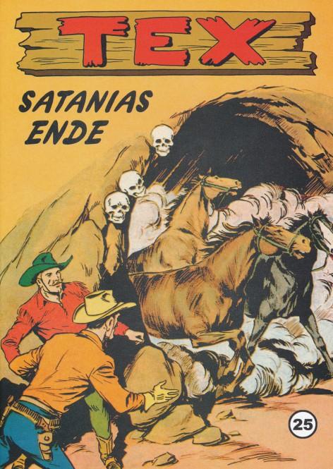 TEX Nr. 25 – Satanias Ende