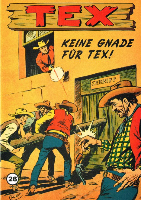 TEX Nr. 26 – Keine Gnade für Tex!
