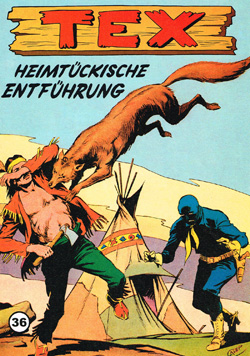 TEX Nr. 36 – Heimtückische Entführung