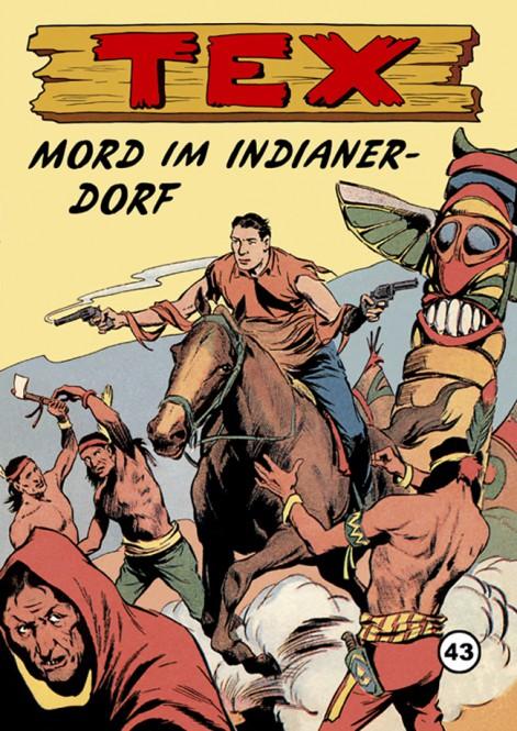TEX Nr. 43 – Mord im Indianerdorf