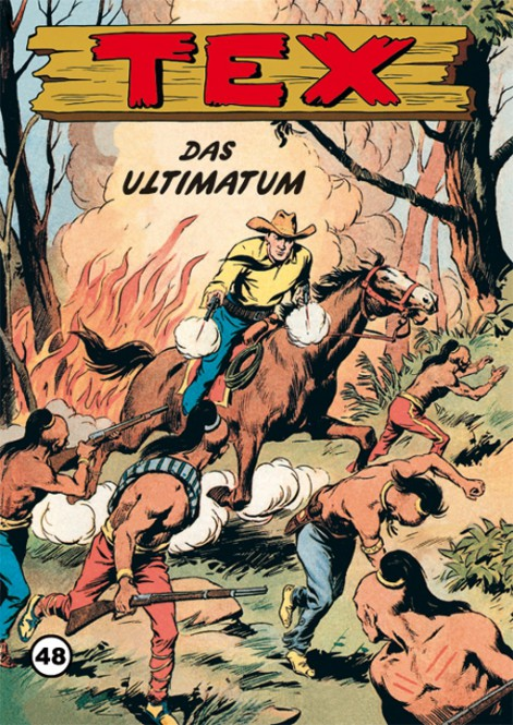 TEX Nr. 48 – Das Ultimatum