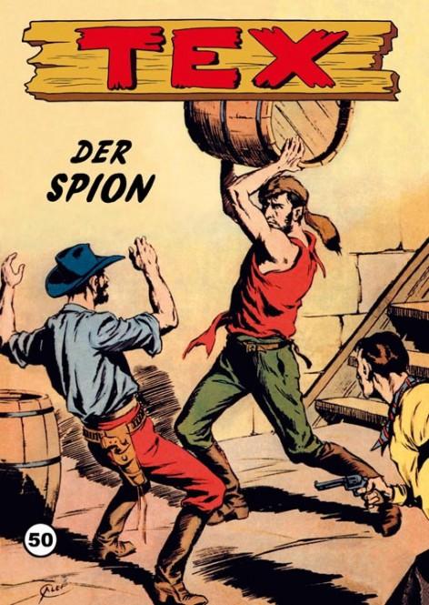 TEX Nr. 50 – Der Spion