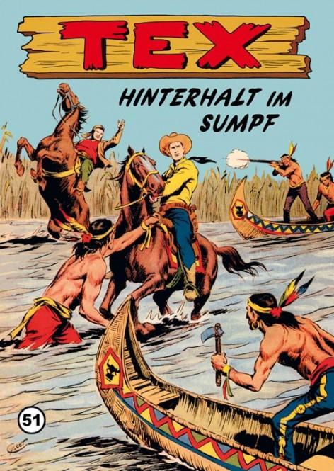 TEX Nr. 51 – Hinterhalt im Sumpf