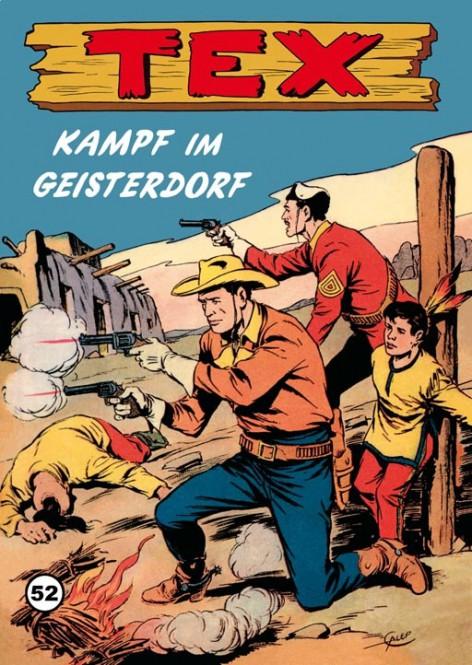 TEX Nr. 52 – Kampf im Geisterdorf