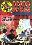 CCH Comics – Cisco Kid Nr. 17 – Die drei Brüder