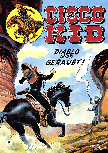 CCH Comics – Cisco Kid Nr. 05 – Diablo wird geraubt!