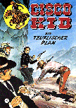 CCH Comics – Cisco Kid Nr. 06 – Ein teuflischer Plan
