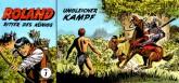 CCH Comics – Roland - Ritter des Königs – komplette Piccolo-Serie mit 12 Heften