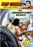 """bsv Classics – Roy Stark – Mann ohne Nerven – Nr. 4 – EIN """"HANDGREIFLICHER"""" BEWEIS"""