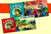 CCH Comics – Tabor – Mann des Dschungels komplette Piccolo-Serie mit 30 Heften