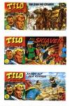 CCH Comics – Tilo - Der Held von Rom – komplette Piccolo-Serie mit 30 Heften