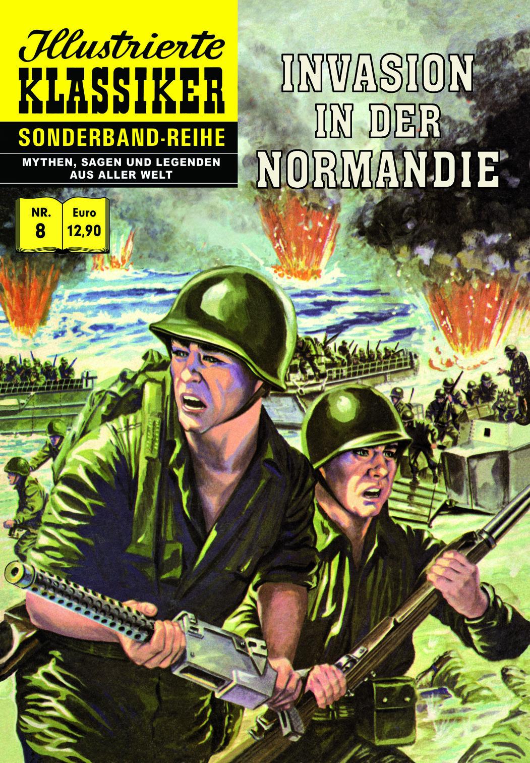 Bsv Normandie sonderband-reihe mythen, sagen und legenden nr. 8 – invasion in der