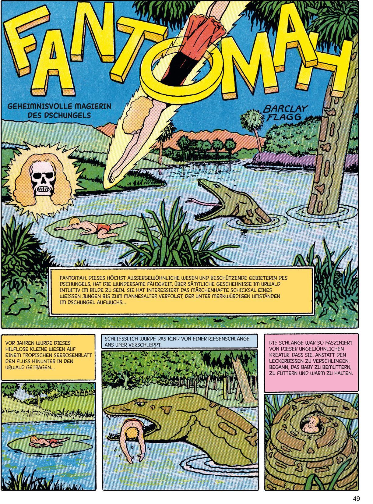 bsv Classics – Perlen der Comicgeschichte Band 3 – Fletcher Hank\'s ...
