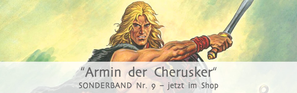 Armin der Cherusker